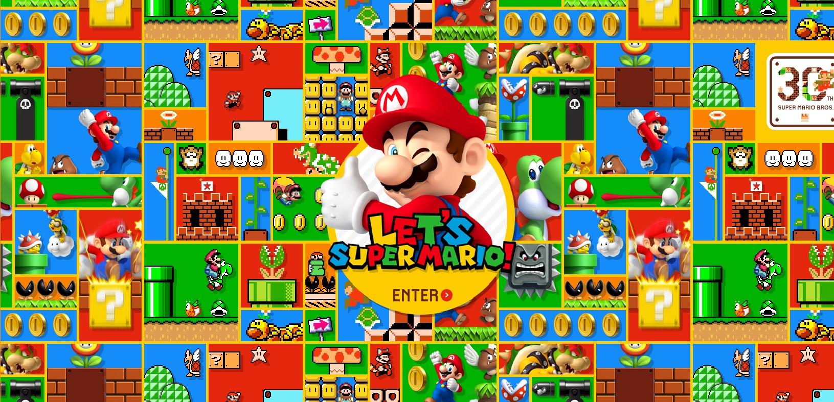 Super Mario Wallpaper Artwork