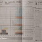 Making of Super Mario Bros Level Creation Design Documents Miyamoto Tezuka Graph Paper Art Official