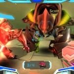 Metroid Prime Federation Force Gameplay Screenshot 3DS Large Bug