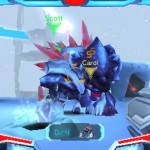 Metroid Prime Federation Force Gameplay Screenshot Ice Monster 3DS