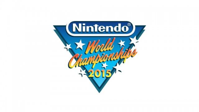 Nintendo World Championships 2015 White Logo