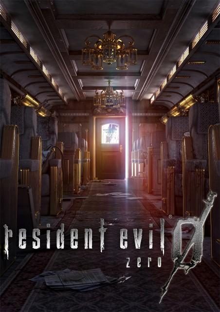 Resident Evil 0 HD Remaster logo artwork