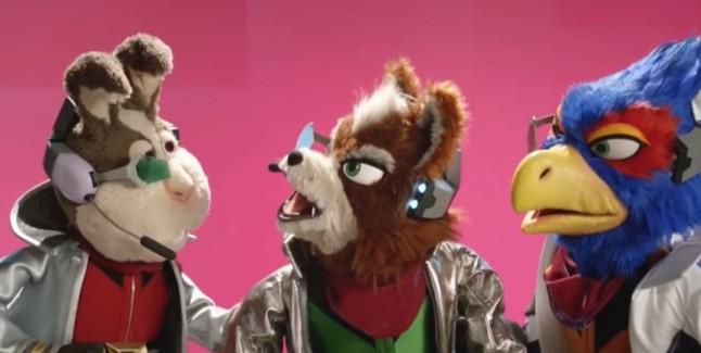 Star Fox Zero Wii U Muppets Miyamoto Iwata Reggie Nintendo Digital Event E3 2015