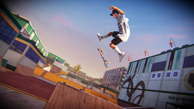 Tony Hawks Pro Skater 5 Gameplay Screenshot