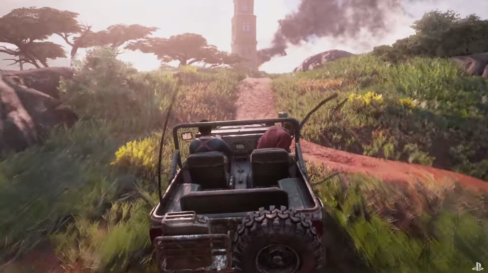 Uncharted 4: Thief's End Gameplay Video From E3 2015 (PS4)