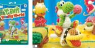 Wii U Box Art Yoshis Woolly World Yarn Yoshi Zoom In