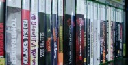 Xbox 360 Collection Game Boxes