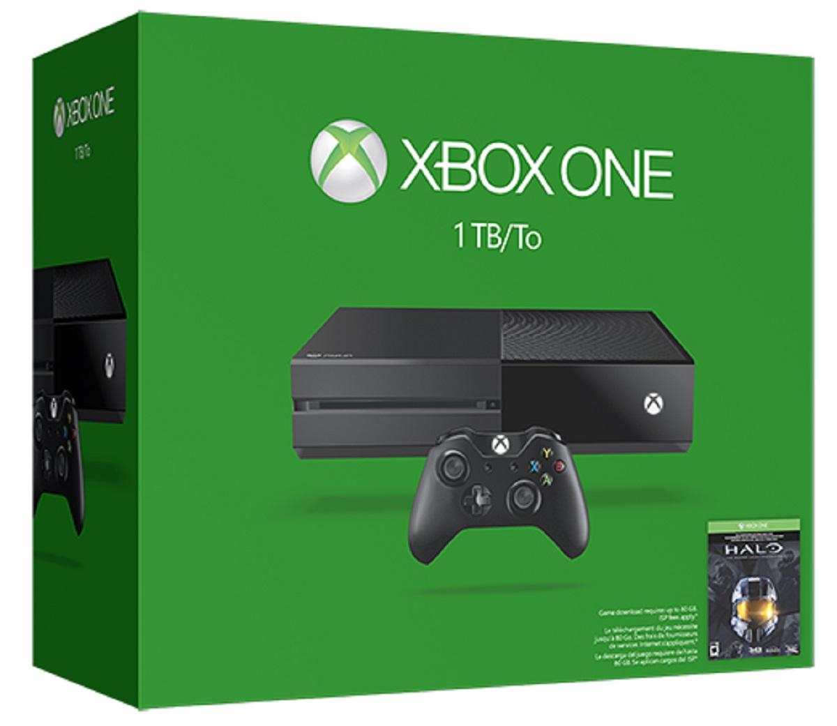 Xbox One 1TB System Pr...