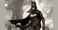 Batman: Arkham Knight Batgirl DLC artwork