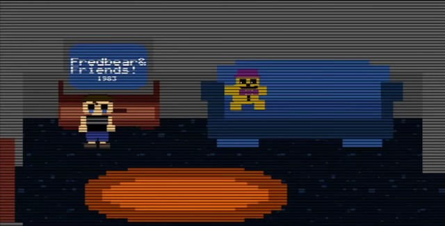 Five Nights at Freddy's 4 Easter Eggs