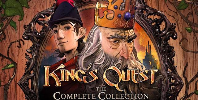 King's Quest 2015 Walkthrough