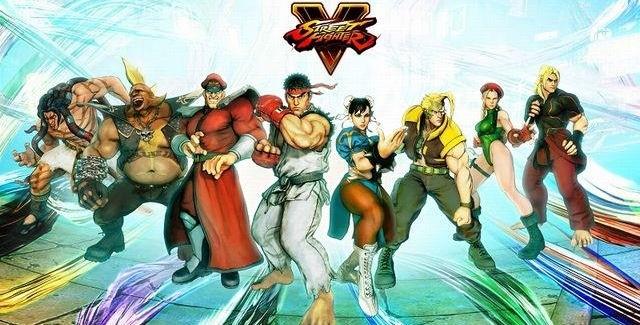 Street Fighter 5 Beta Move List