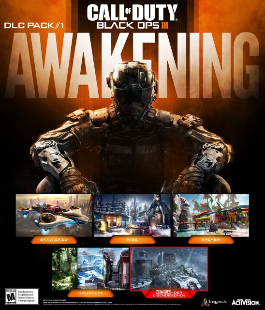 Call of Duty: Black Ops 3 DLC Pack 1 Awakening