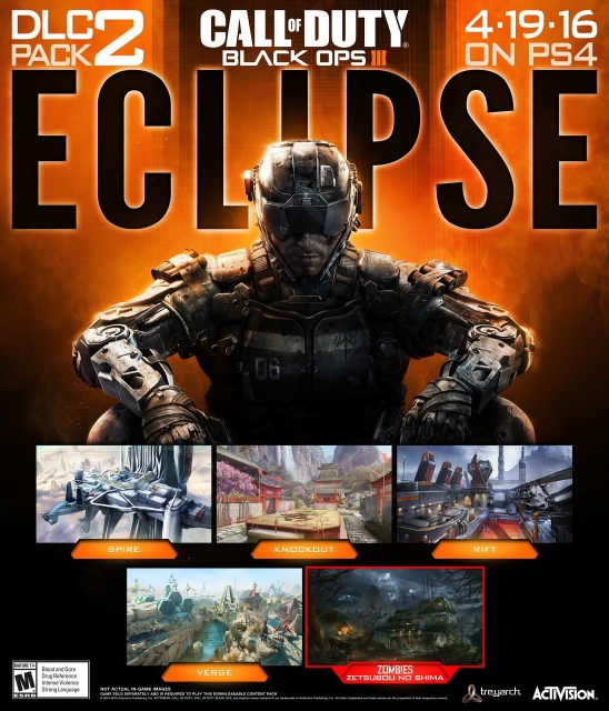 Call of Duty: Black Ops 3 DLC Pack 2 Eclipse
