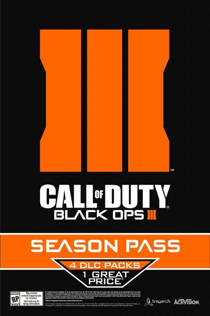 Call of Duty: Black Ops 3 Season Pass logo