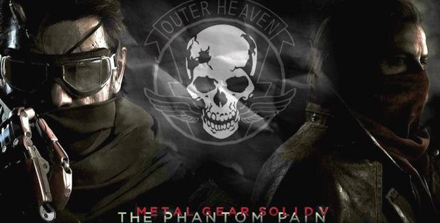 Metal Gear Solid 5: The Phantom Pain Cheats