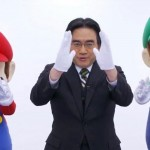 Iwata Directly To You With Mario Luigi