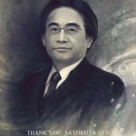 Iwata RIP Portrait Fanart Thank You by EternaLegend DeviantArt