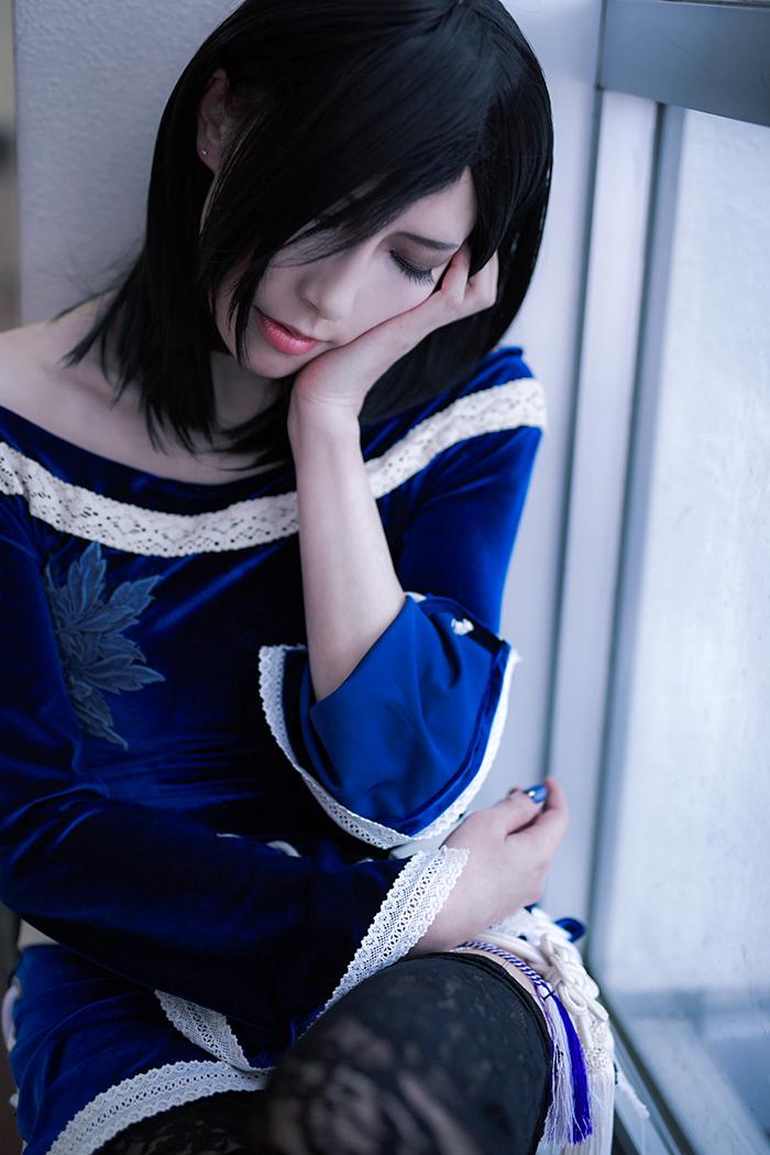 Fatal Frame 5 Hisoka Cosplay Rest By Aoi Takamura