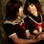 Fatal Frame 2 Cosplay What I Wish Mio Mayu by Sara1789 Deviantart