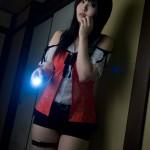 Fatal Frame V Sexy Yuuri Cosplay by 0kasane0 deviantart Maiden of the Black Water Wii U