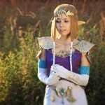 Legend of Epona Cosplay Princess Zelda of Hyrule Starring Rubeeamadare by Akami777