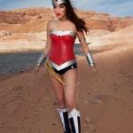Amie Lynn Wonder Woman New 52 By Subversively