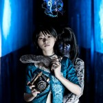 Fatal Frame Cosplay Rei Tattooed Priestess by Audreyssee and Darkoracle21 by Kirahokuten