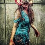 Amie Lynn The Last of Us Cosplay Halloween
