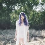 Amie Lynn Angel Heaven Purple Tresses