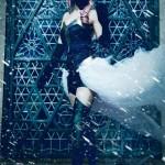 Amie Lynn Lightning Formal Wear Cosplay Final Fantasy XIII