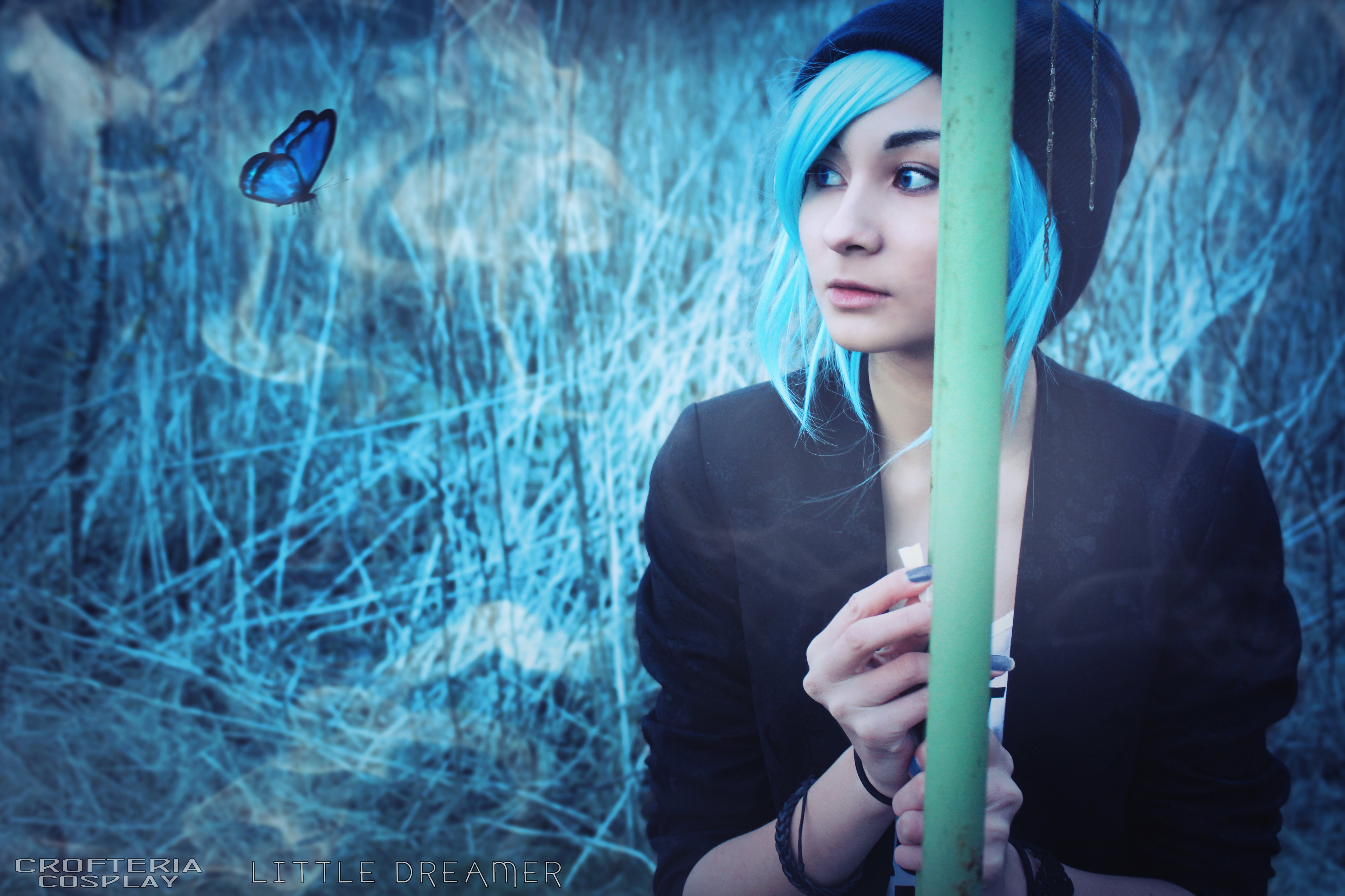 Life Is Strange Chloe Beautiful Cosplay Wallpaper By Paulinefication