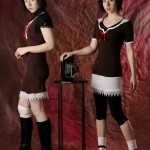 Fatal Frame 2 Cosplay Mio and Mayo Starring Miss Fawn by Jamesbrey