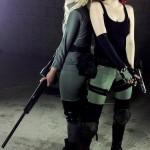 Amie Lynn Maryl Cosplay Metal Gear Solid