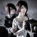 Fatal Frame 4 Cosplay After Ten Years Miya and Misaki Starring Nattokan and Cresaya by Michotehinrainbow