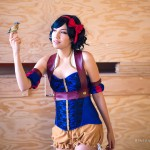Amie Lynn Cute Snow White Belle Cosplay Little Bird Mineralblue Photography