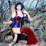 Amie Lynn Belle Disney Princess Cosplay Snow White