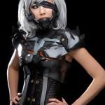 Amie Lynn Girl Raiden Cosplay Metal Gear Rising