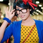 Amie Lynn Hipster Snow White Cosplay