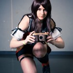 Fatal Frame V Yuuri Cosplay Camera Ready Starring Dragomyra by Jaystome Pictures