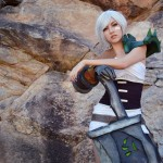 Amie Lynn Riven Cosplay League of Legends