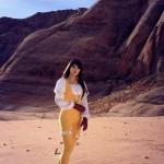 Amie Lynn Final Fantasy IX Cosplay Dagger Princess Garnett Desert Beautiful