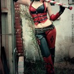 Harley Quinn Shermie Cosplay Wheres My Bazookie by Sweet Little World