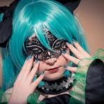 Miku Cosplay My Hidden Heart Starring TraumaticCandy by Rocknamlee