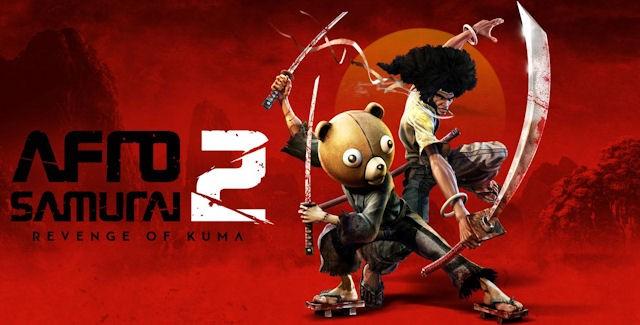 Afro Samurai 2: Revenge of Kuma logo