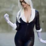 Meg Turney Black Cat Cute
