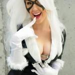 Meg Turney Black Cat Cosplay
