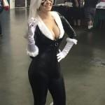 Meg Turney Black Cat Meow
