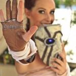 Meg Turney Borderlands Psycho Bandit Cosplay Talk to the Hand
