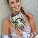 Meg Turney Psycho Bandit Cosplay Smile Is Beautiful